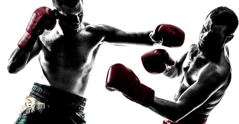 Ставки на бокс. Советы особенности